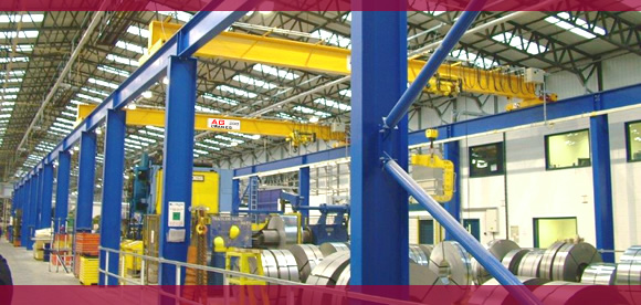 WHY TO CHOOSE KRISHNA CRANE ENGINEERS FOR YOUR OVERHEAD GANTRY CRANE