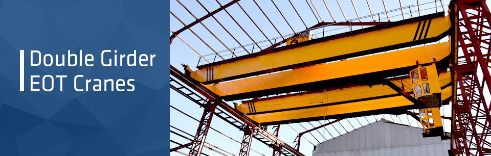 Types of Industrial Overhead Cranes | EOT Crane pdf