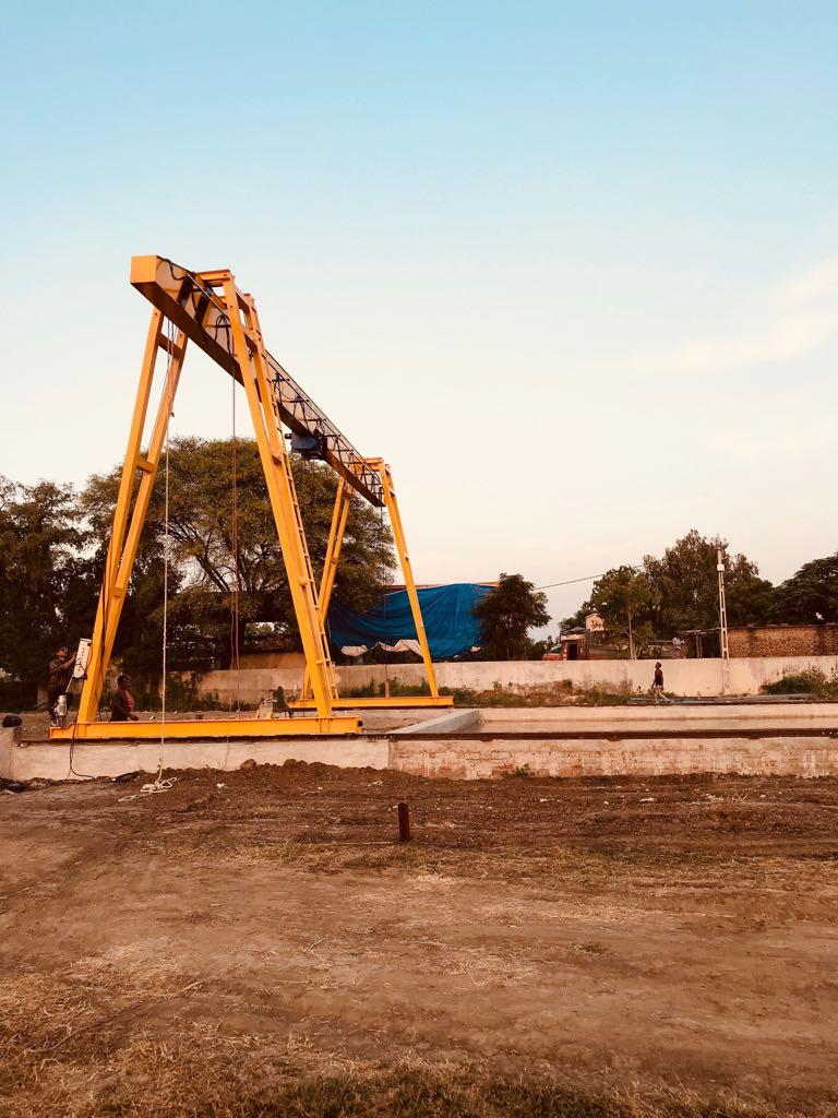 Full Gantry Crane