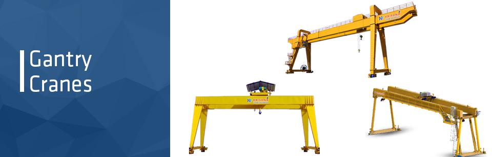 Gantry Cranes Manufacturers