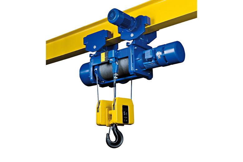 electric hoist manufacturer