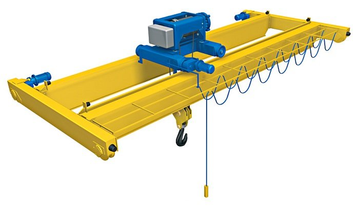 Overhead Crane and Hoist Safety and Maintenance Checklist
