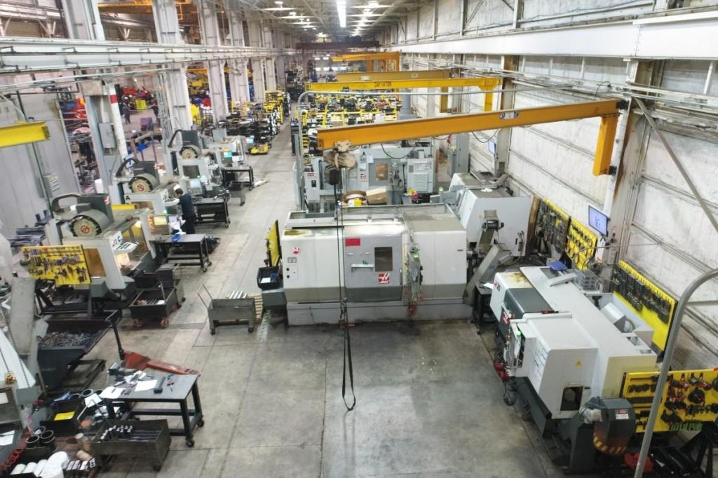 Hoist CNC Department (1)