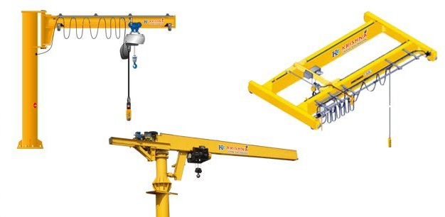 Things You Need To Know Before Buying A Jib Crane
