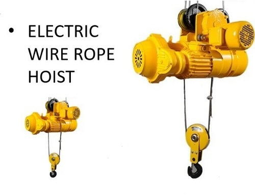 Store And Handle Wire Ropes