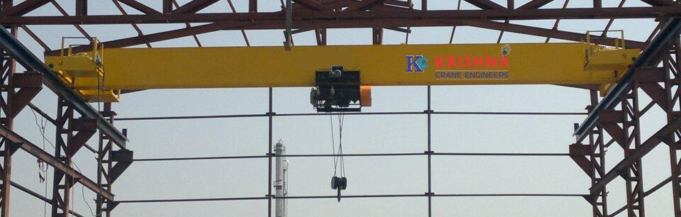 crane manufacturers in Ahmedabad