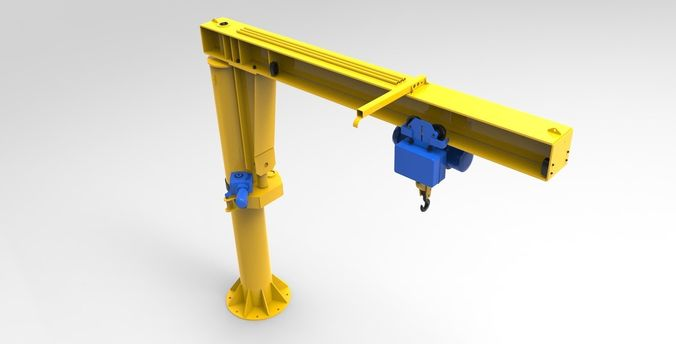 jib-crane-manufacture-in-india
