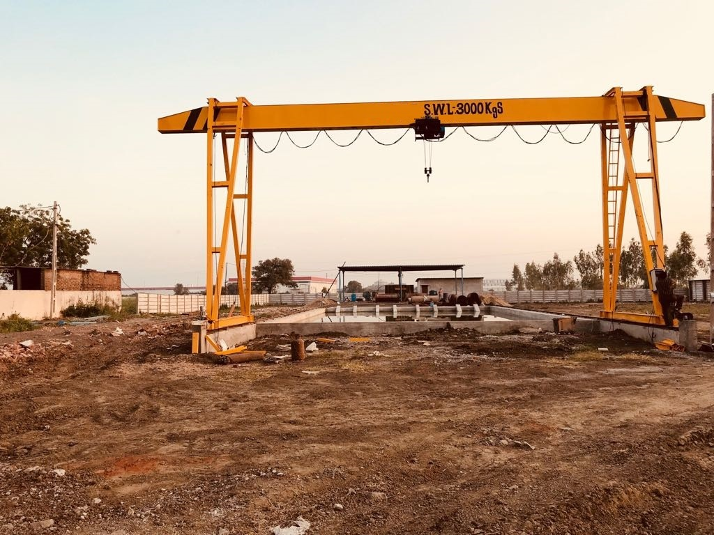 gantry crane manufacturers in India