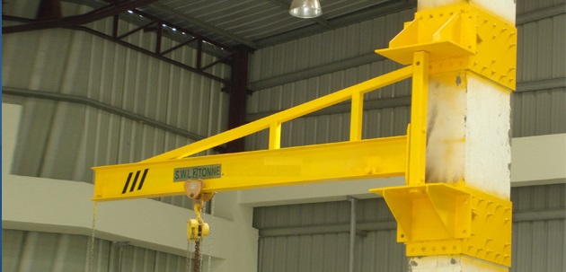 ways to maintain overhead cranes and hoists safely